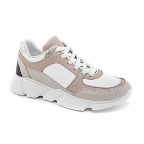 35841f4cbc0 Tênis Feminino Marina Mello Chunky Sneaker Couro