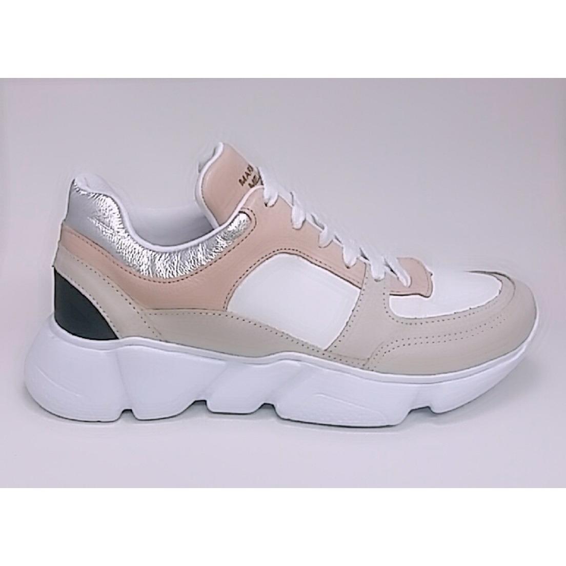 57fc658c4ba tênis feminino marina mello chunky sneaker couro. Carregando zoom.