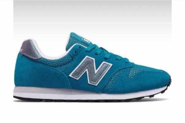 4489a2a7dc Tênis Feminino New Balance Casual 373 Azul Número 35 - R  220