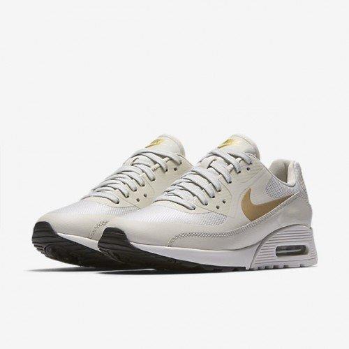 59667457a Tênis Feminino Nike Air Max 90 Ultra 2.0 Bege Original - R$ 450,00 ...