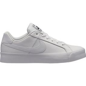 4bf9c42d0e Tenis Nike Court Royale Branco Dourado Feminino - Calçados