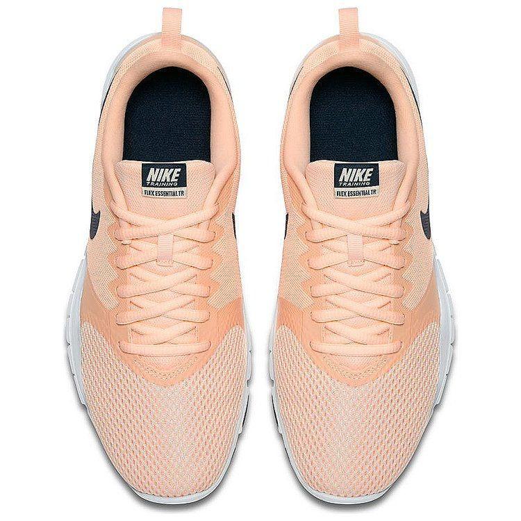 Tênis Feminino Nike Flex Essential Tr Malha Estratégica - R  310 de061d5c3fbea