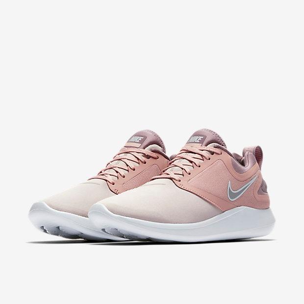 Tênis Feminino Nike Lunarsolo Rosa Original - Footletr - R  459 69537aaae7e2c
