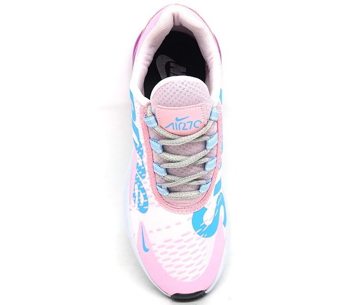 5f5616665a5 Tênis Feminino Nike Rosa Claro Promoção Barato Corrida Dia - R  229 ...