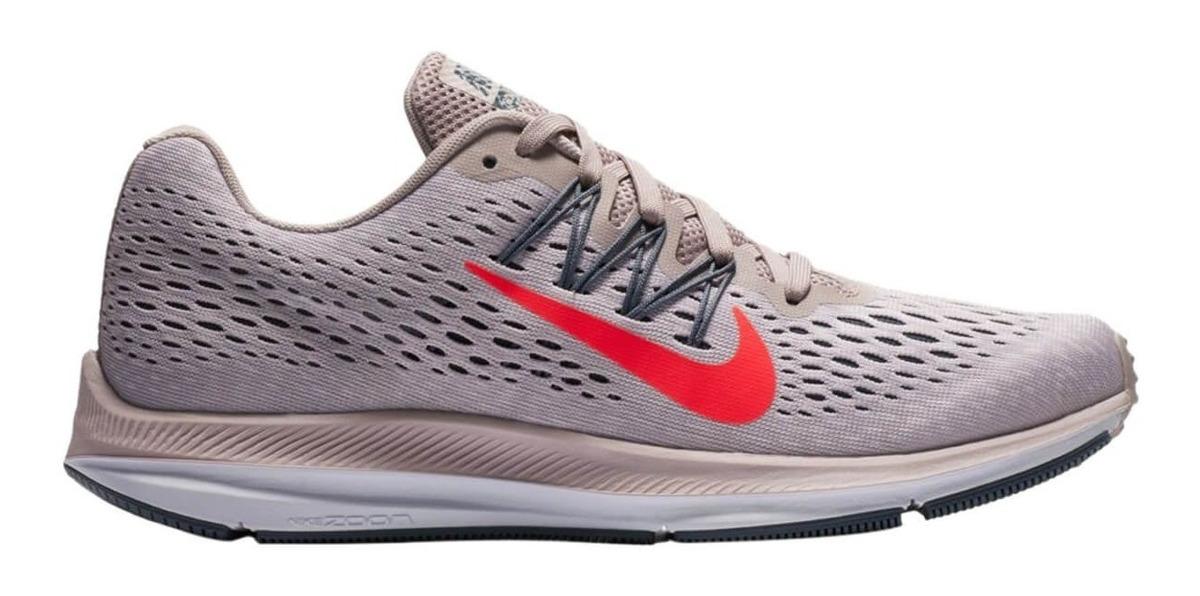672d001af5 Tênis Feminino Nike Zoom Winflo 5 Corrida - R$ 369,90 em Mercado Livre