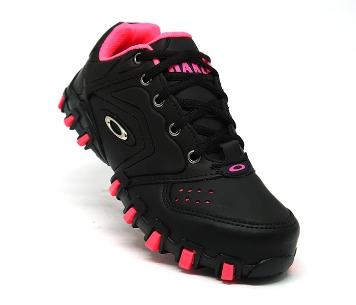tênis feminino oak ey teeth anchor preto e rosa r 189 d2cd598ff69bb0 ... ab23bf31792