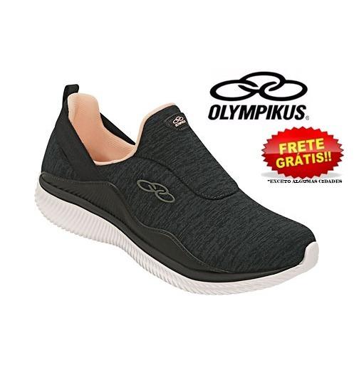 a3b5846f272 Tênis Feminino Olympikus Lofty 554 Feetpad Original - R  159
