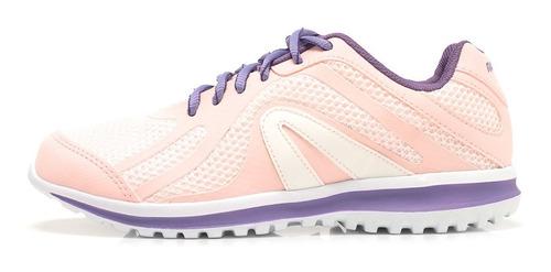 tênis feminino rainha fly rosa