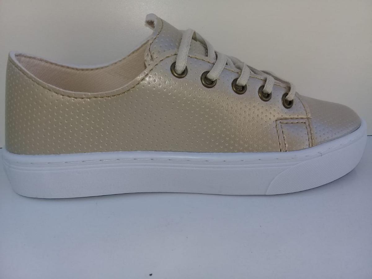785d087e0f tênis feminino sapatilha sapatenis casual para seu dia a dia. Carregando  zoom.