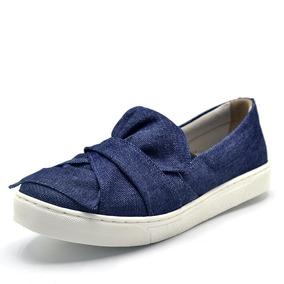a6c2a0404 Tenis Slip On Laço - Sapatos no Mercado Livre Brasil