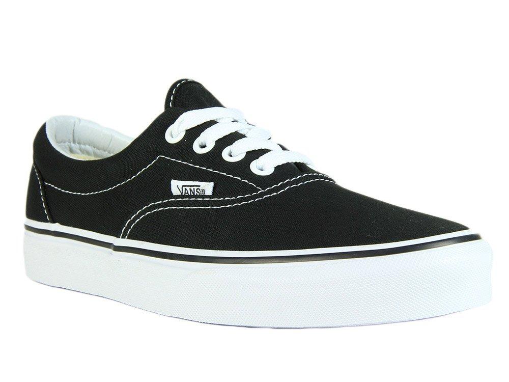 e89a7fcd35f Tênis Feminino Vans Era - Black white - 39 - Black white - R  247
