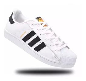 25f0649d Tenis Da Adidas Superstar Numero 31 - Calçados, Roupas e Bolsas com ...