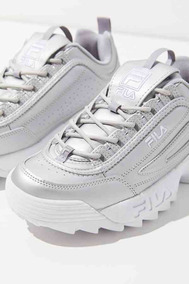 1b2d44694d Tênis Fila Disruptor 2 Sneaker Metálico Novo - Original !