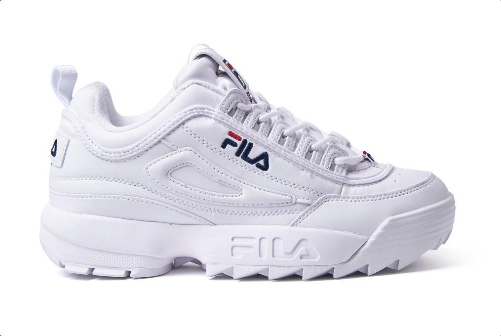 dffd9a354 tênis fila disruptor ii - 80% off - original netshoes ! Carregando zoom.
