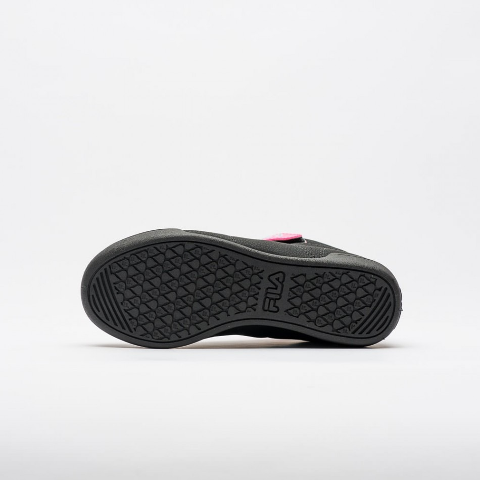 4089b2b416 tênis fila f 16 high preto rosa feminino infantil. Carregando zoom.