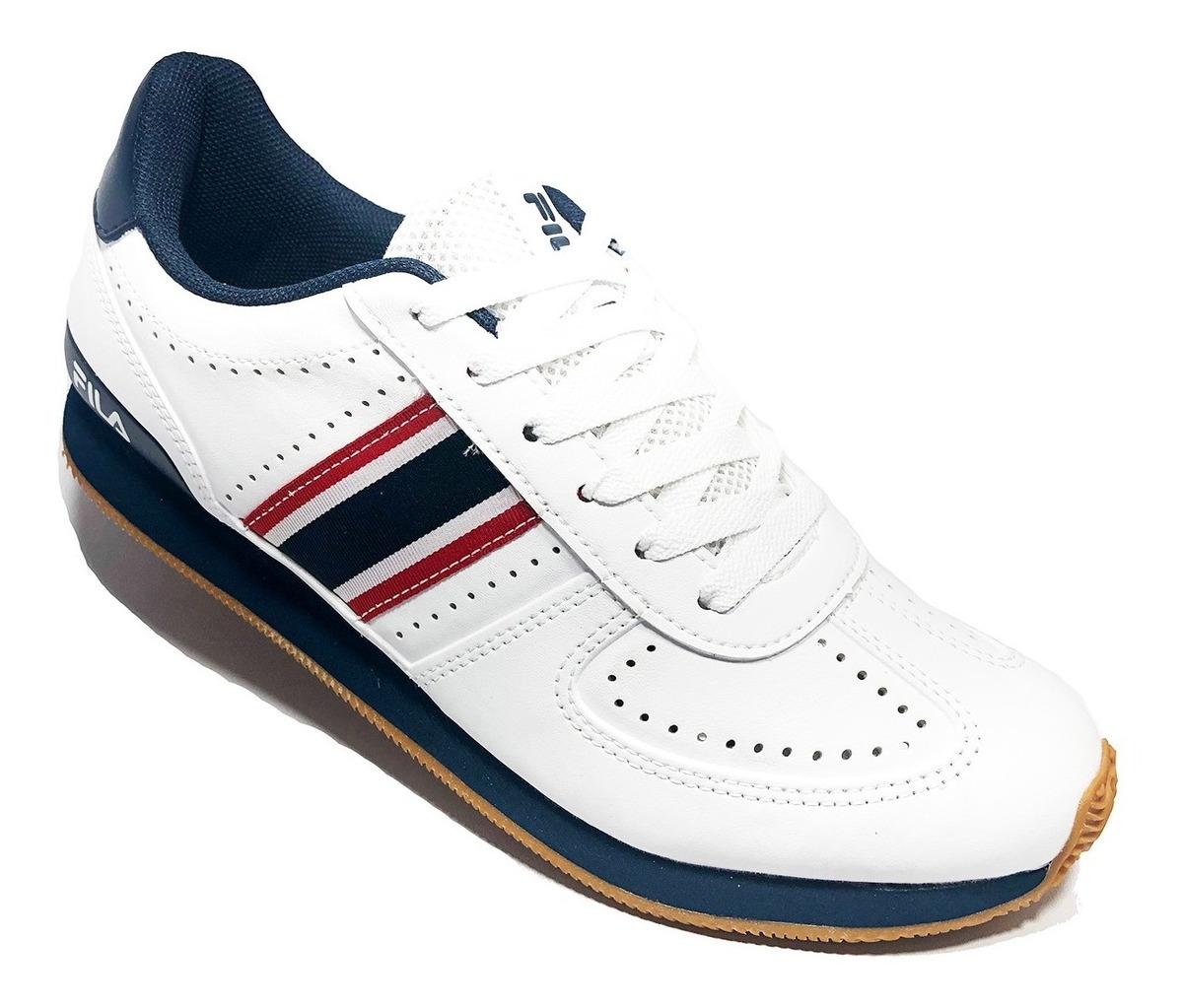 df64d2a90a tênis fila f-retrô sport 2.0 masculino - branco e marinho. Carregando zoom.