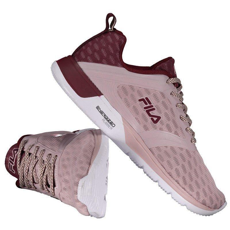 b92a38e7f78 tênis fila fxt intense feminino rosa. Carregando zoom.