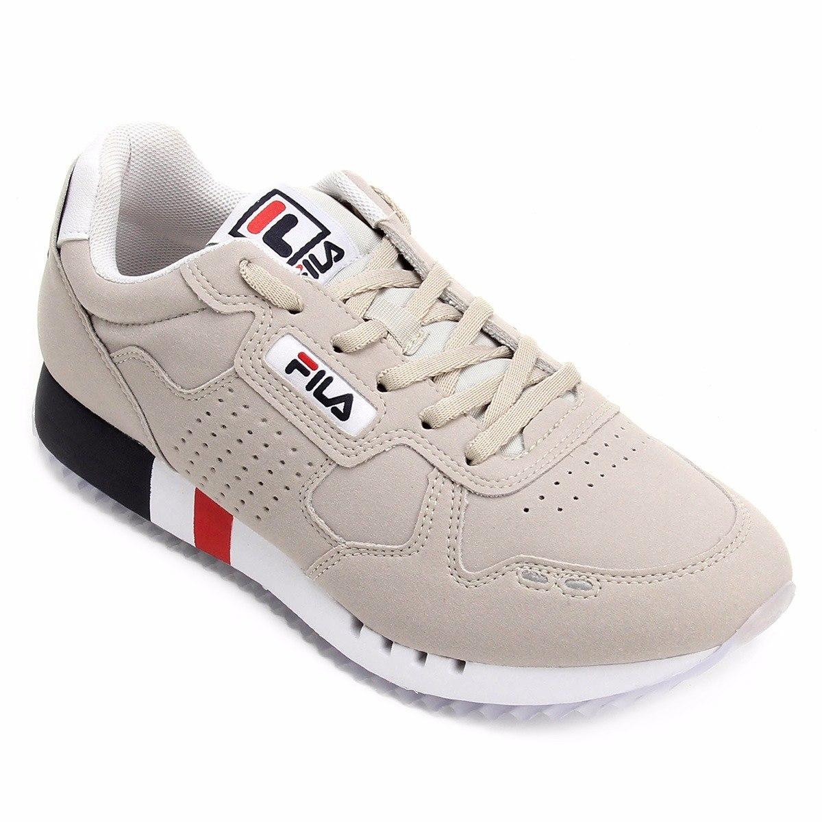 4cfa64364c0 Tênis Fila Masculino Classic 92 Casual Passeio Treino Top - R  288 ...