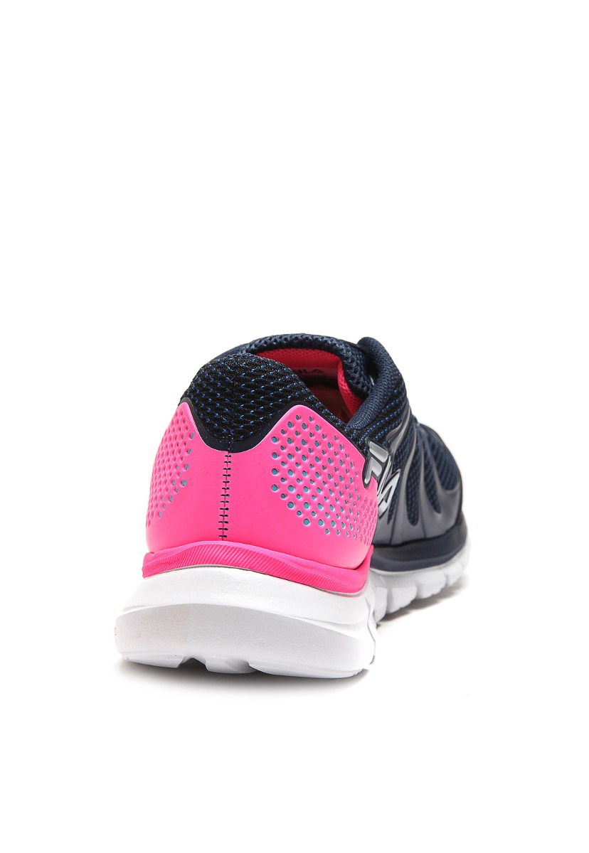 6535630cdd1 tênis fila powerfull marinho e pink feminino. Carregando zoom.