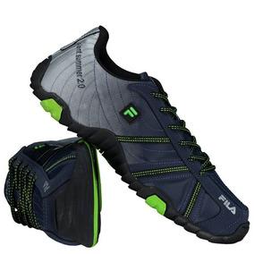 70f1504149 Tenis Fila Hunter Masculino - Tênis com o Melhores Preços no Mercado ...