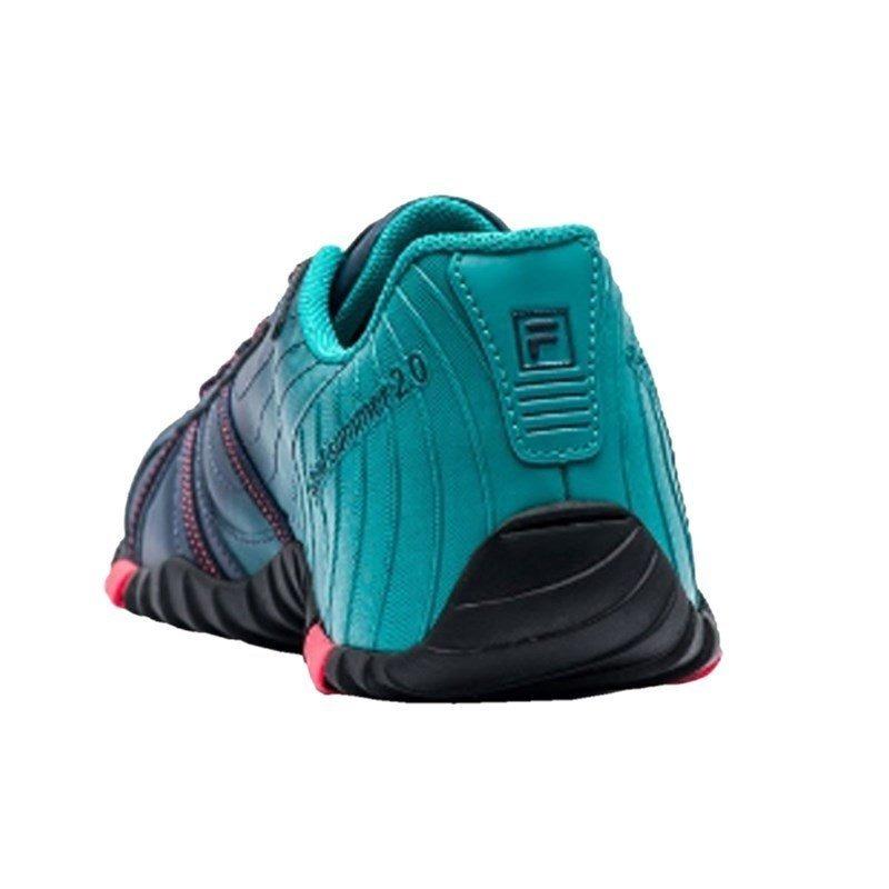 e5c1d874981 tênis fila slant summer 2.0 outdoor 51o172x - azul e preto. Carregando zoom.