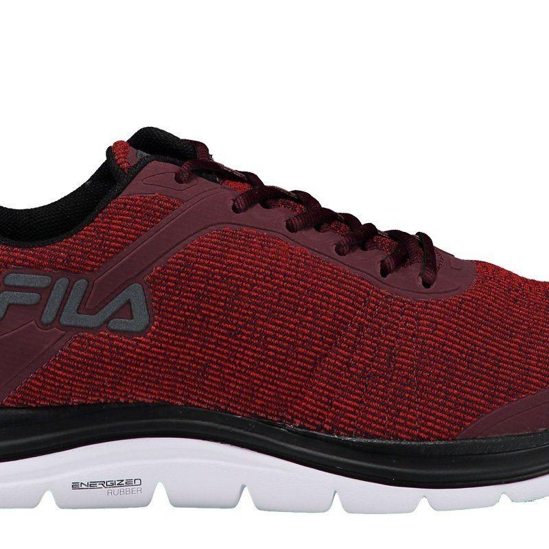 298ec413f2 tênis fila twisting vermelho. Carregando zoom.
