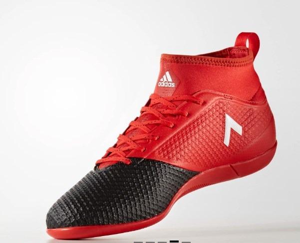 f38f1c4563645 Tênis Futsal adidas Masculino Ace 17.3 Primemesh In - R  279