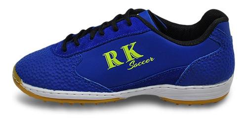 tênis futsal chuteira society masculino original | rk soccer