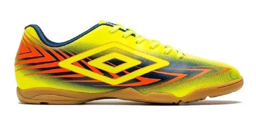 tênis futsal indoor umbro speed ill masculino original + nf