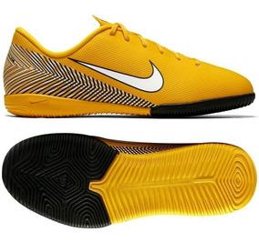 4ecec782b272f Chuteiras Futsal Nike Amarelo com Ofertas Incríveis no Mercado Livre ...