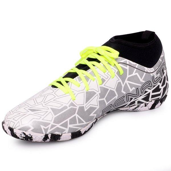 83704c5ae4 Tênis Futsal Penalty Rx Locker Vii Branco preto - R  179