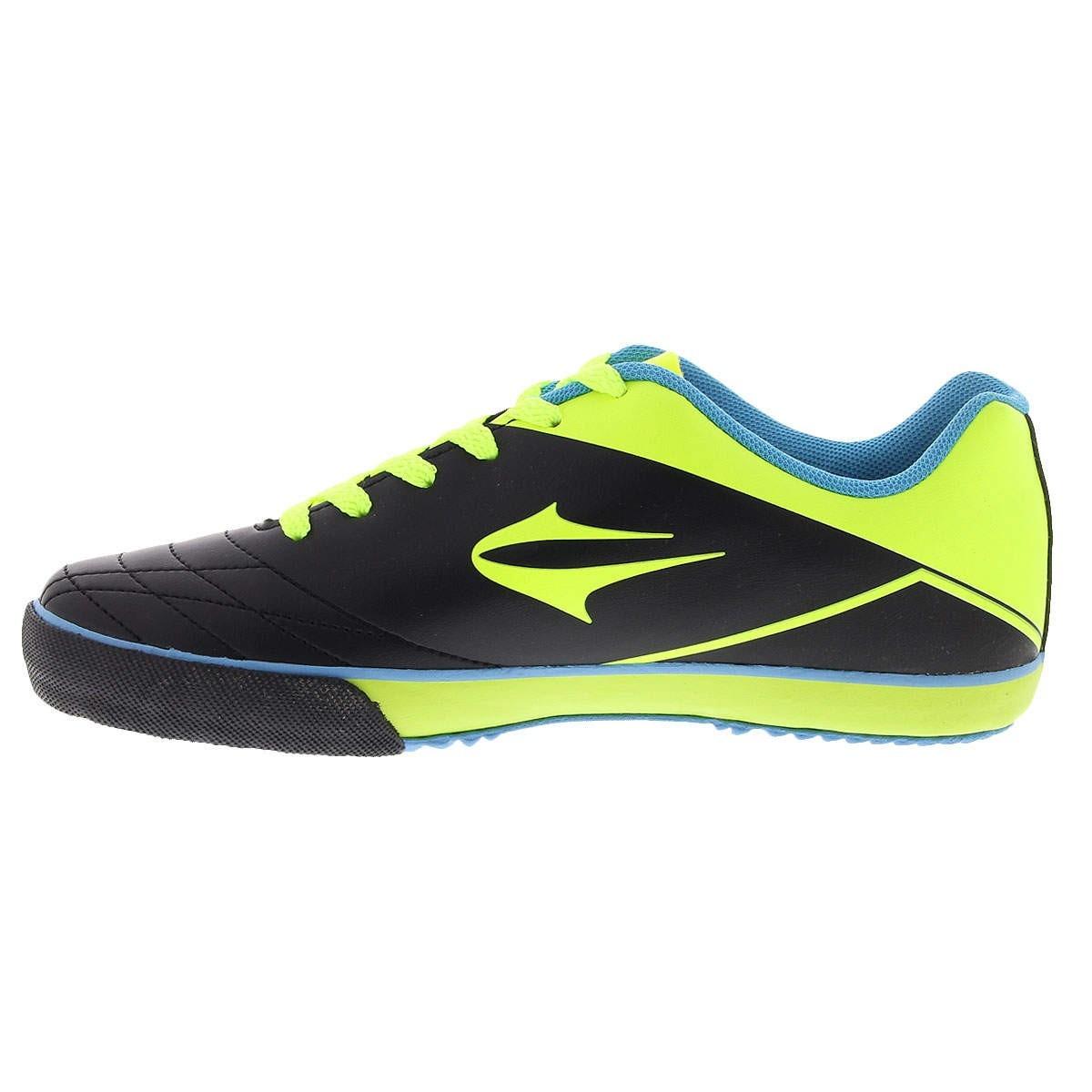 Tênis Futsal Topper Frontier Vii - Infantil - R  79 9e1ef06a9285d