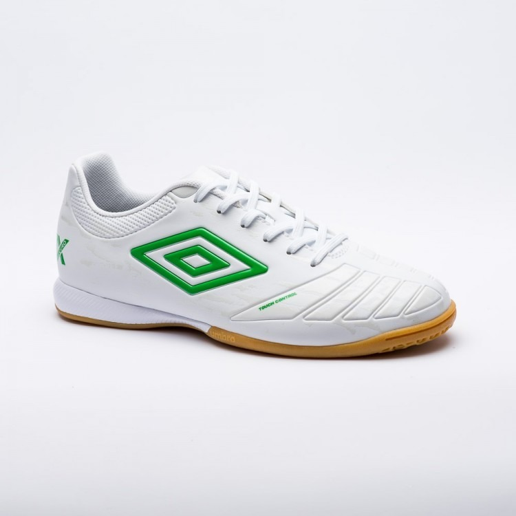 db3e2f4ff5 Tênis Futsal Umbro Accuro 2 Club Amortecedor Top - R  195