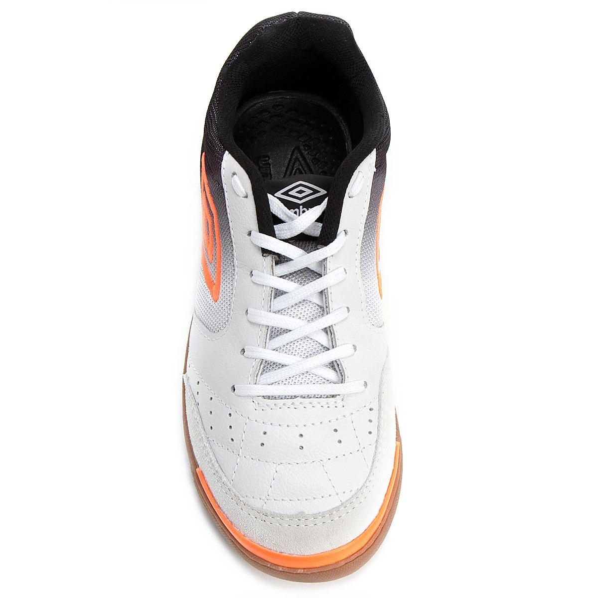 tênis futsal umbro box couro amortecedor costurado. Carregando zoom. b6d0e5f651825
