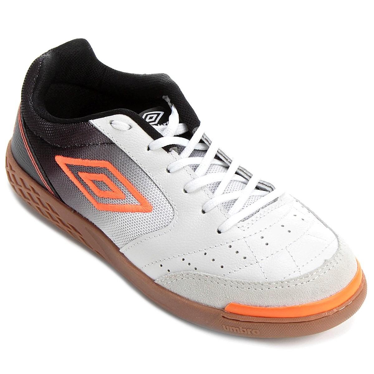18ba62e1388 tênis futsal umbro box couro amortecedor costurado top. Carregando zoom.