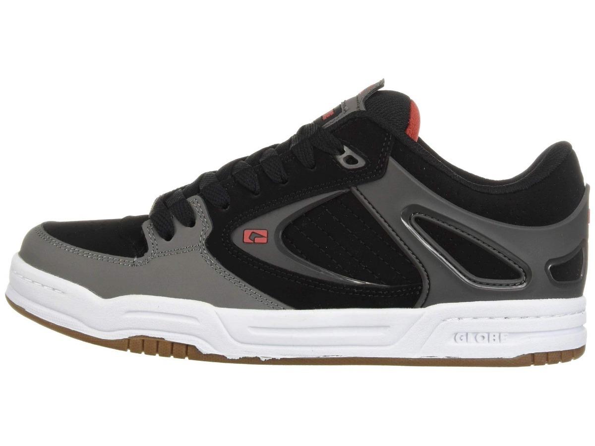 cfba3c144a tênis globe agent black charcoal red classic dvs skate. Carregando zoom.