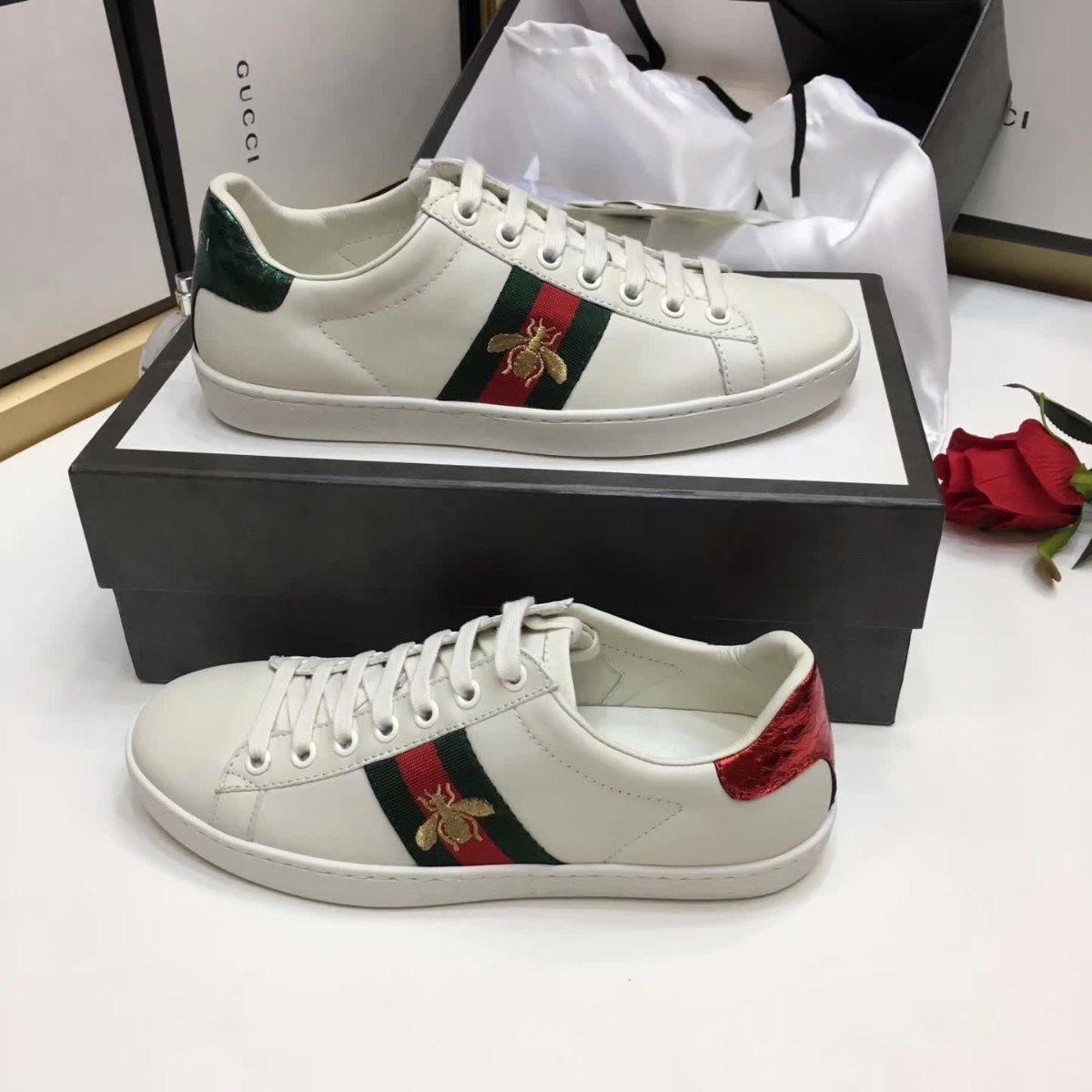 75c0c2416 Tênis Gucci Original - R$ 210,00 em Mercado Livre
