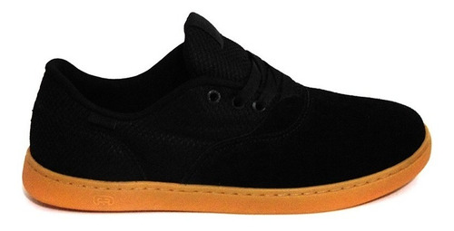 tênis hocks skate sonora preto natural black gum