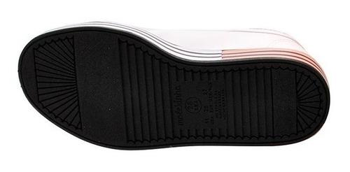 tênis infanitl flatform molekinha 2520600 branco