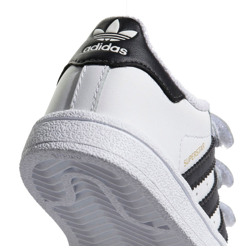 ... tênis infantil adidas superstar cf i branco e preto original. Carregando  zoom. best choice ... 8fc13049fcd4b