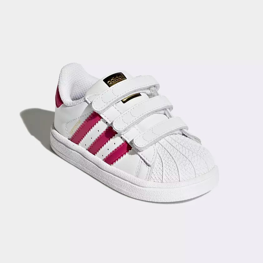 ccc028bad6a tênis infantil adidas superstar cf original - footlet. Carregando zoom.