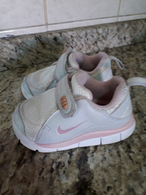 08da4d786d5 Tênis Infantil Bebê Nike Menino Menina Semi Novo Pouco Uso