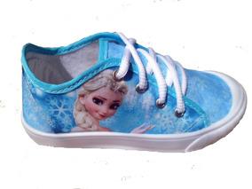 8259f99118 Tenis Elsa Frozen - Tênis Meninas Casuais no Mercado Livre Brasil