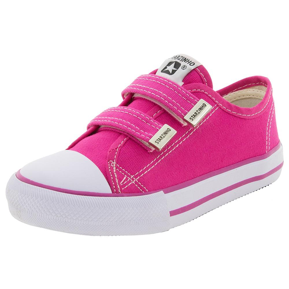 795166cb52c tênis infantil feminino pink starzinho - 30550071. Carregando zoom.