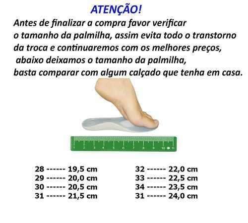 2613450797 Tênis Infantil Feminino Promoção Da Moda Aproveite 13k - R$ 54,00 em ...