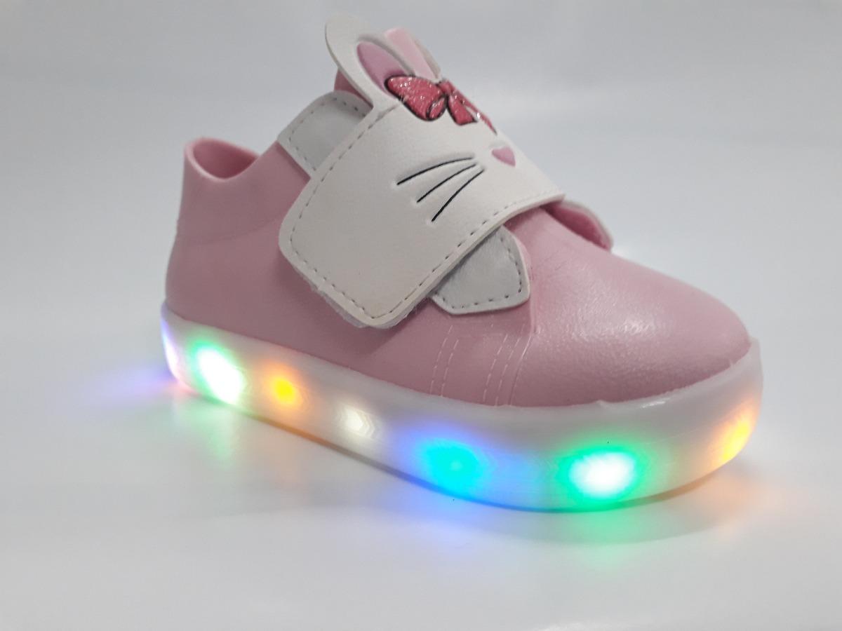 0a0019035aa tênis infantil led luz luzinha pisca criança. Carregando zoom.