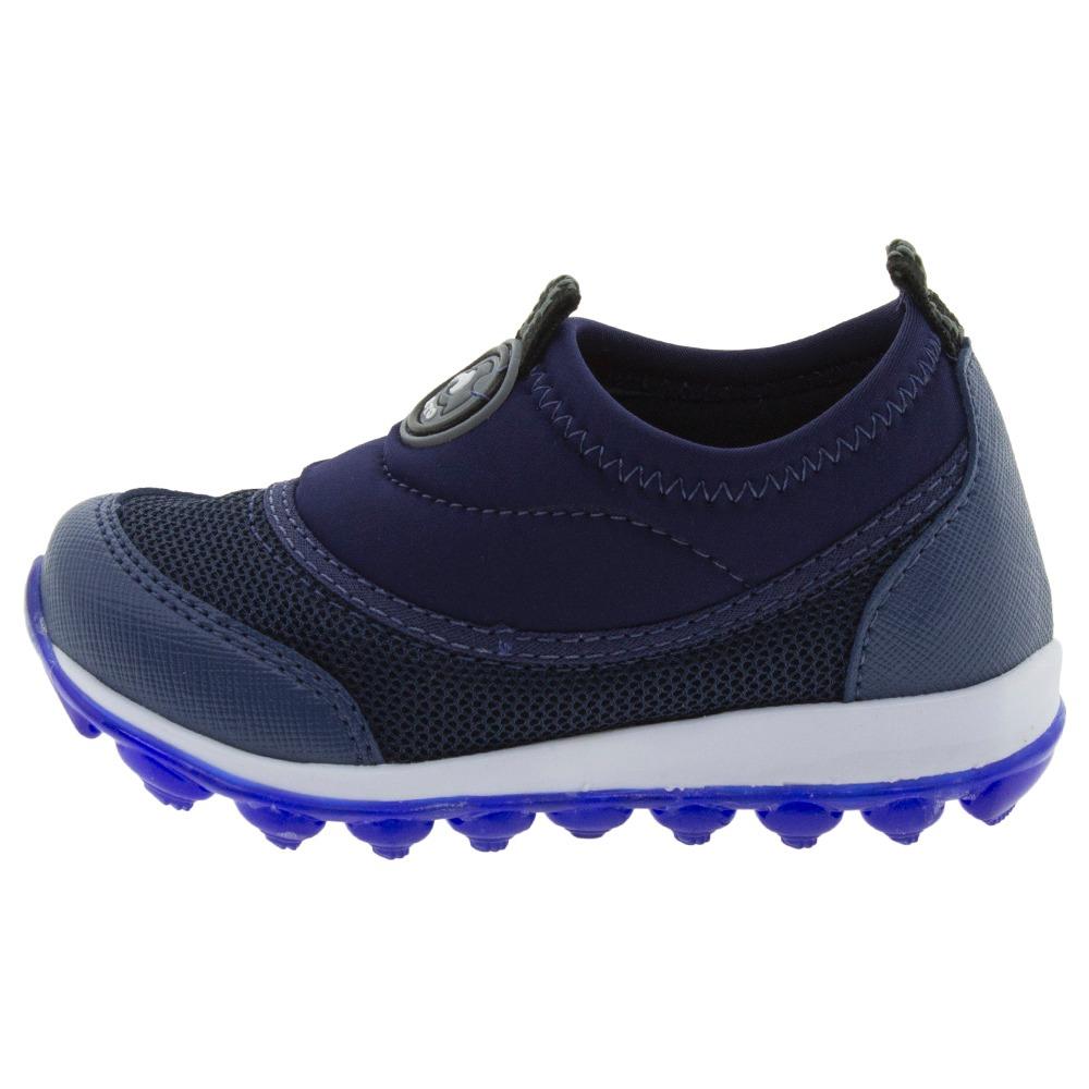 e41beac749e tênis infantil masculino azul botinho - 631. Carregando zoom.