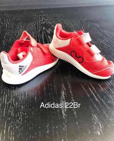 ddab45134 Tenis New Balance Bebe Original Azul Com Vermelho Adidas - Calçados ...