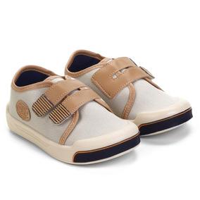 debef0d63 Tenis Infantil Pimpolho Masculino - Calçados, Roupas e Bolsas Creme ...