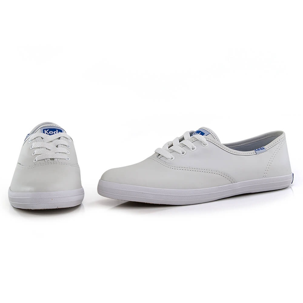 5f4e4b83ba tênis keds champion woman leather - way tenis. Carregando zoom.